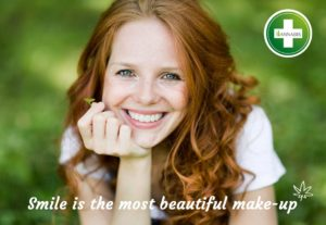 Annabis FB post ENG_smile ginger woman